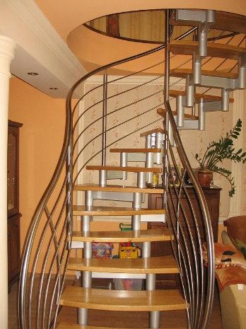 Tanie schody kręcone