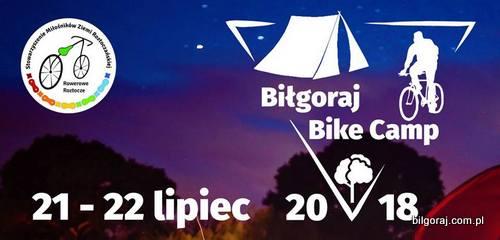 Po raz trzeci zapraszamy na Bi³goraj Bike Camp do Lipowca na Roztocze. Mile widziany ka¿dy rowerzysta. Bedzie okazja do poznania Bi³goraja i roztoczañskich szlaków. Wystarczy zabraæ ze sob± rower, namiot, gitarê i dobry humor.