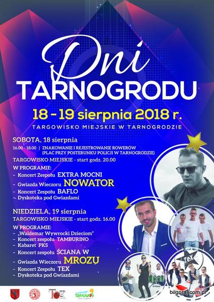 Dni Tarnogrodu 2018.