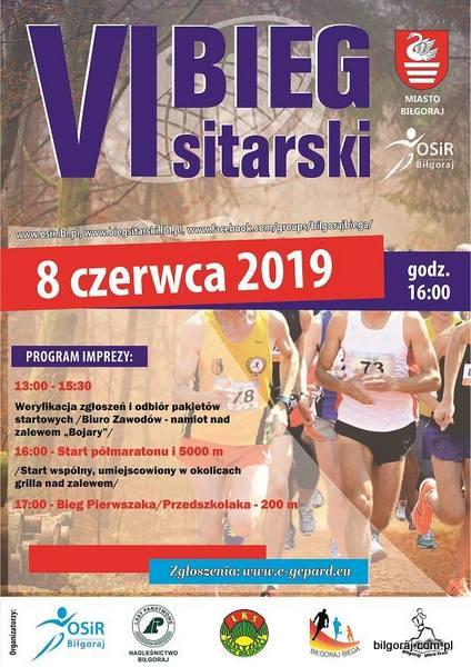 """Wydarzenie odbêdzie siê w sobotê, 8 czerwca 2019 roku nad Zalewem """"Bojary"""" w Bi³goraju."""