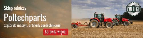 Sklep rolniczy Poltechparts.pl - kupuj online!