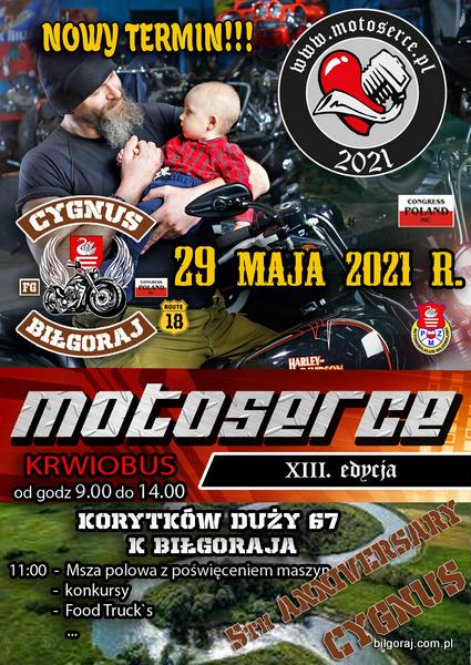 Motoserce 2021.